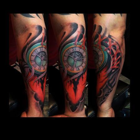 Manny Almonte - Roman Clock