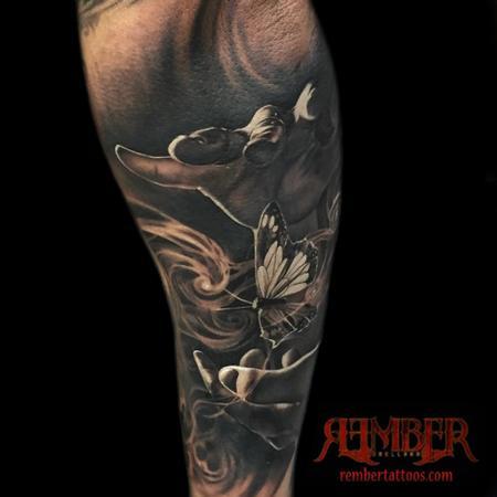 Tattoos - Magician - 108750