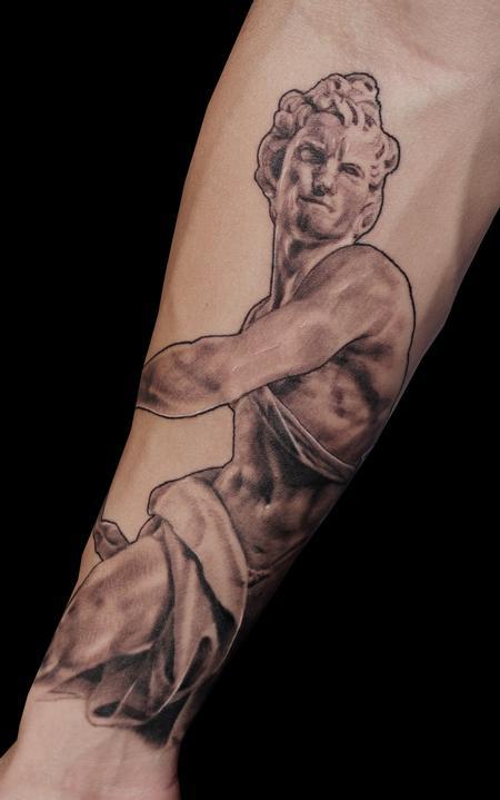 Tattoos - David  - 114286