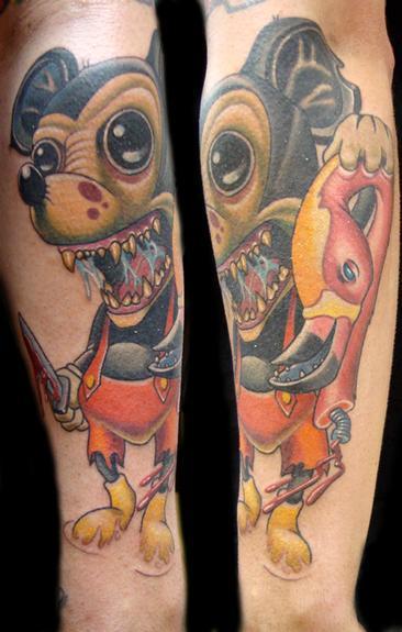 Tattoos - Welcome to Florida - 53304