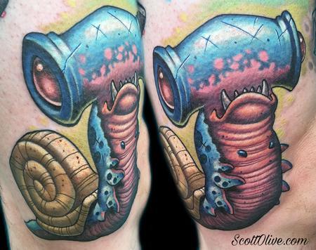 Tattoos - Hammerslug - 117347