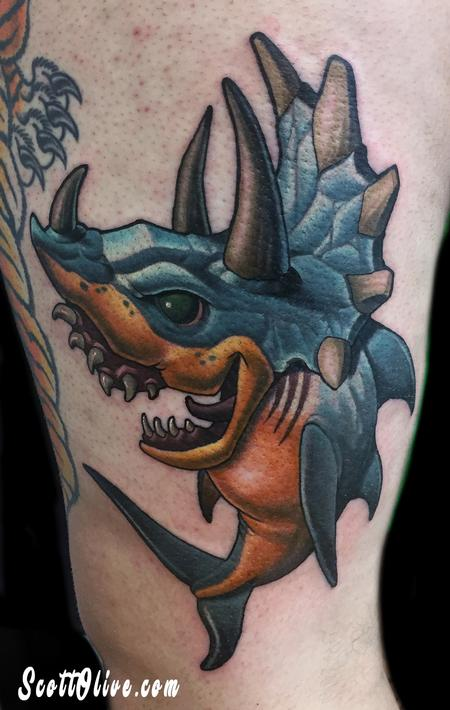 Tattoos - TracerShark - 132140
