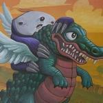 Tattoos - See Ya Later Alligator - 115859