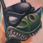 Tattoos - Tree batman - 127970