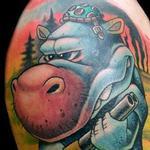 Tattoos - Wasteland Warrior - 108254