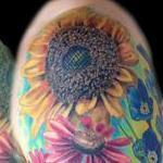 Tattoos - Flowers - 108251