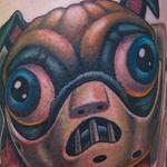 Tattoos - Hannibal Lecter Pug - 101629