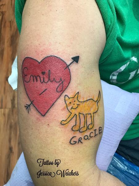 Tattoos - untitled - 132715