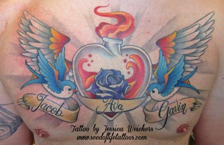 Tattoos - untitled - 94144