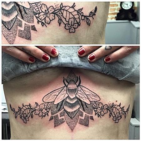 shaun mcmanus - bubble be by ammie urban ink tattoo