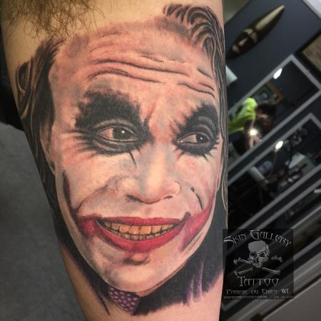 Tattoos - The Joker - 131530
