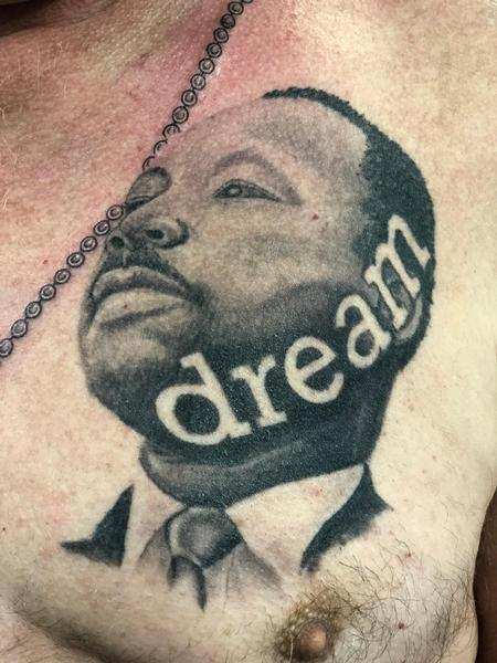 Brent Severson - Martin Luther King Jr