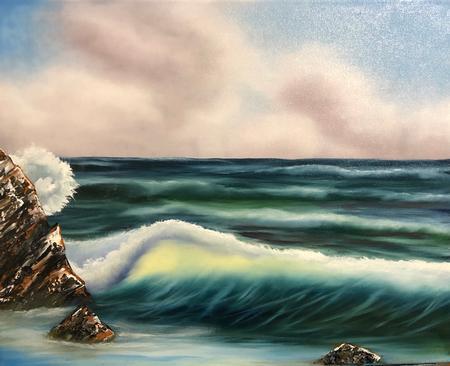 Brent Severson - Seascape