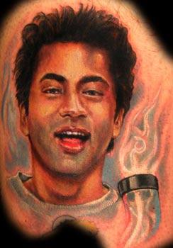 Tattoos - Kumar tattoo - 33083