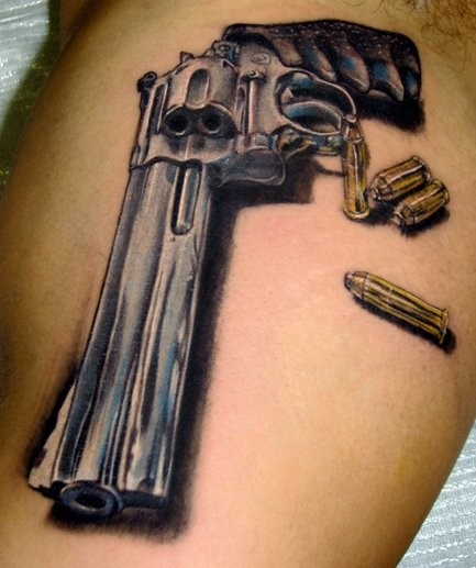 Tattoos - 357 Tattoo - 50810