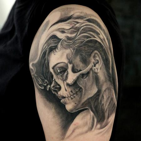 Tattoos - My Day of the death version - 72785
