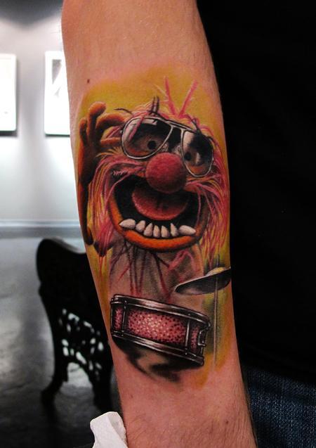 Tattoos - ANIMAL - 60996