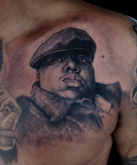 Tattoos - Notorious BIG - 60997
