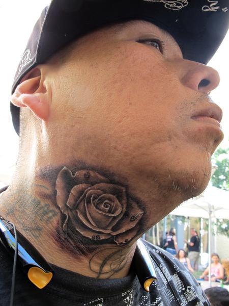 Tattoos - Rose - 60999