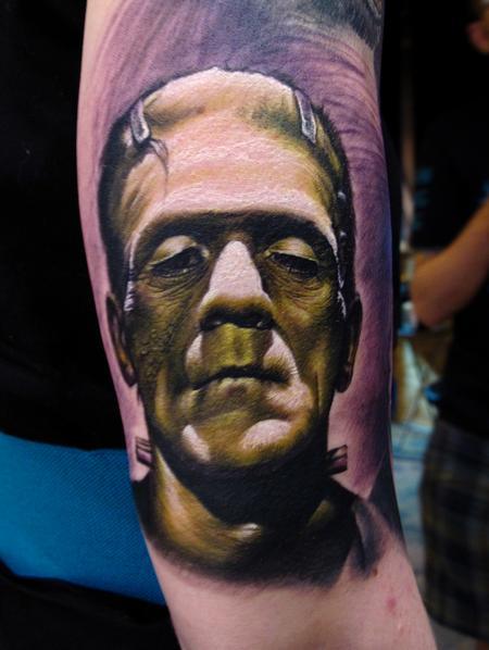 Tattoos - Frankenstein  - 61004