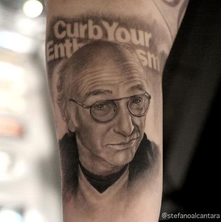 Tattoos - Larry David - 89199