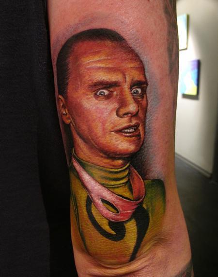 Tattoos - The Classic Ridler Tattoo - 63912