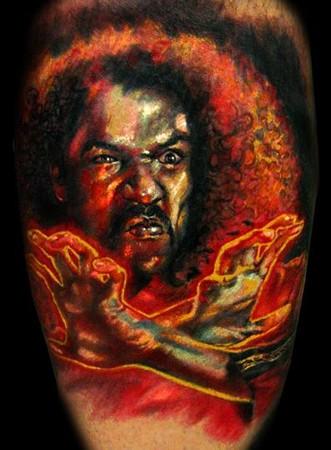 Tattoos - Sho Nuff - 33904