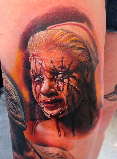 Tattoos - Silent Hill 2 - 61014
