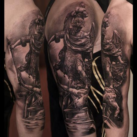 Tattoos - St. Michael - 94892