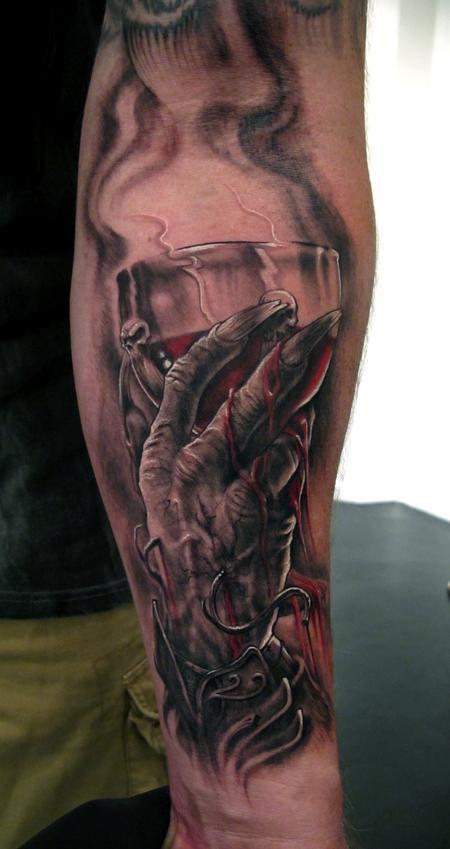 Tattoos - Bloodglass - 54812