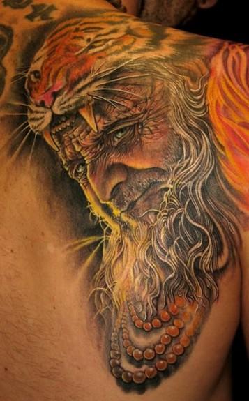 Tattoos - Chaman tattoo - 51830