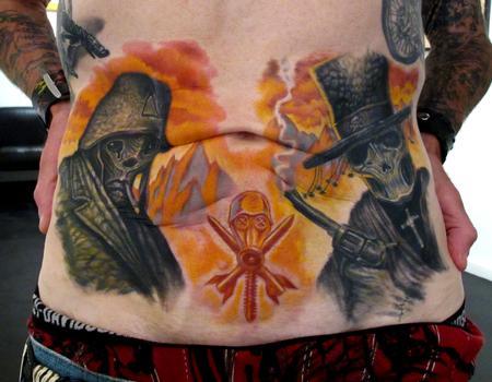 Tattoos - Chet Zar - 54814