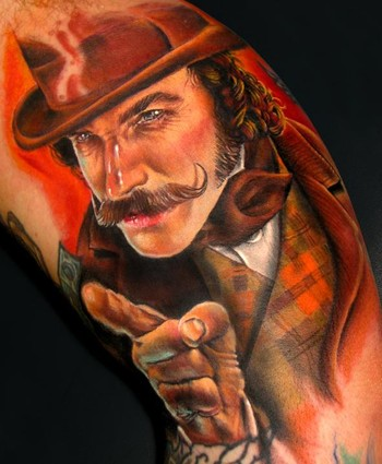Tattoos - Bill the butcher - 34642