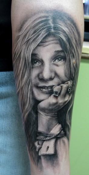 Tattoos - Janice Joplin  - 51835