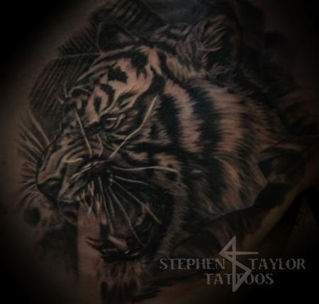 Tattoos - Tiger - 108686