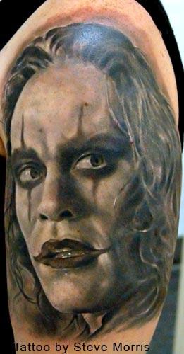 Tattoos - The Crow - 15404