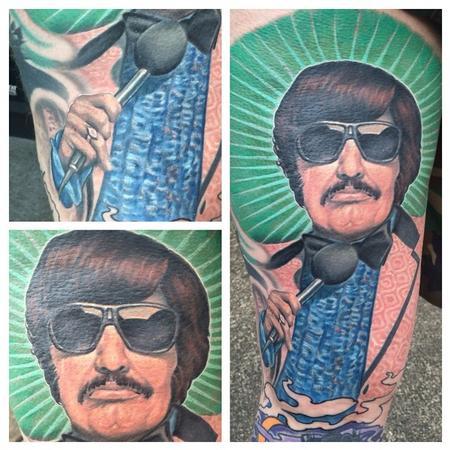 Tattoos - Tony Clifton - 143009