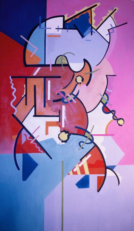 Adam Considine - The Bullfight 1