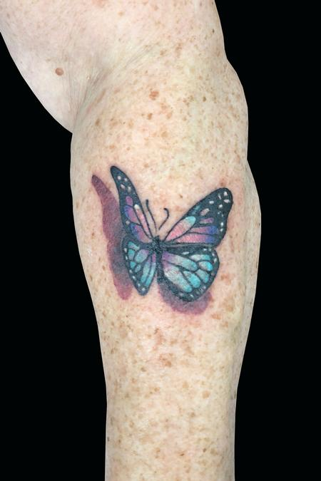 Tattoos - Butterfly - 137393
