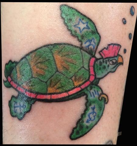 Adam Considine - Punk Rock Turtle