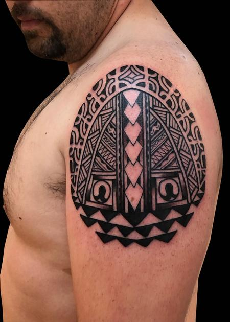 Tattoos - Polynesian - 139793