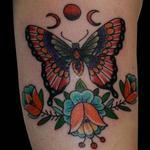 Tattoos - Butterfly tattoo - 138774