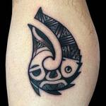 Tattoos - Polynesian Hook - 139786