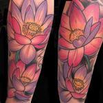 Tattoos - Lotus - 114574