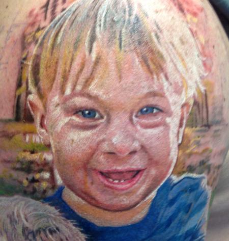 Tattoos - Age Progression Tattoo2  - 89838