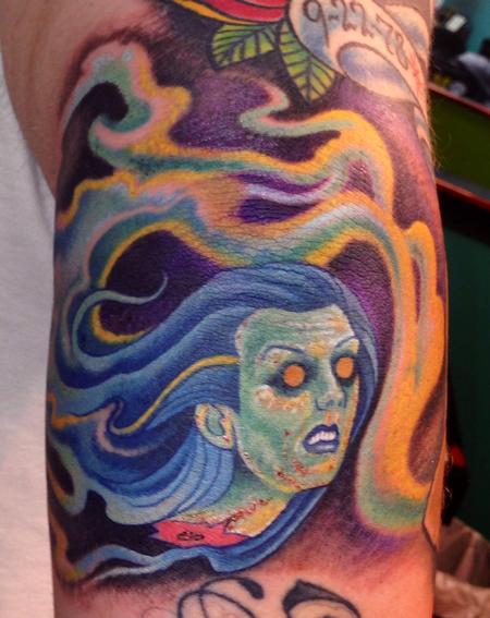 Tattoos - Tortured Soul Tattoo - 79627