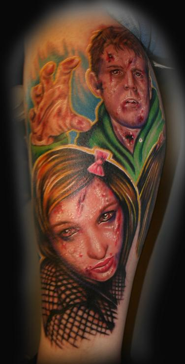 Tattoos - Philly Tattoo Zombies - 27914