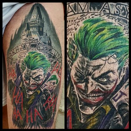 Tattoos - The Joker - 142231