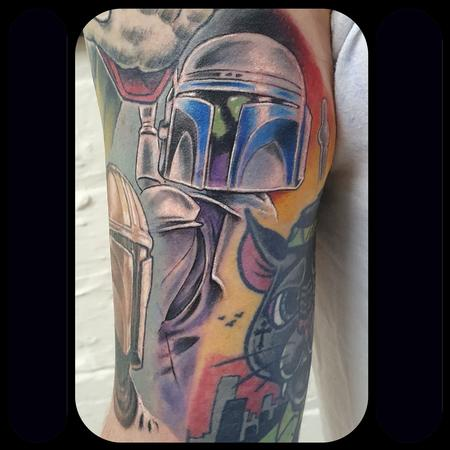 Tattoos - Jango Fett - 142765