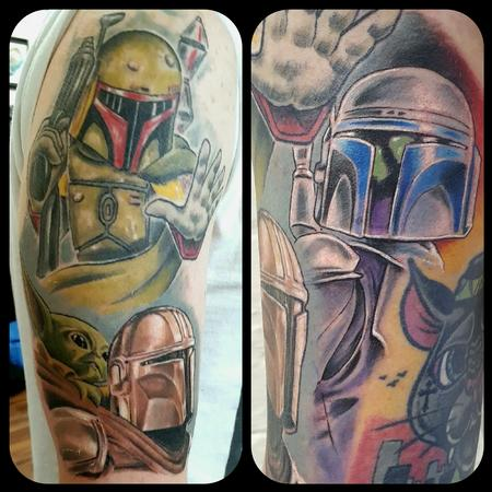Tattoos - The Mandalorians - 142764